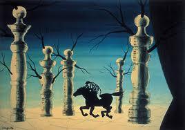 Rene Magritte: Az elveszett Jockey