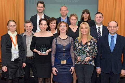 Mentor oscar díjazottak és zsüri 2015