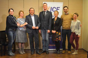 Az ICF Magyar Tagozatának elnöksége 2018